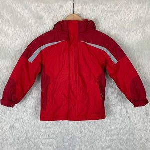 L.L. Bean Insulated Hooded Winter Jacket